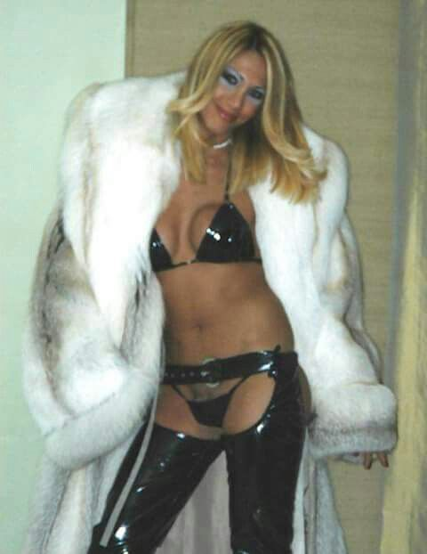 from Brycen shemale in fur coat