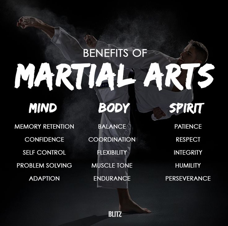 The benefits of Martial Arts #martialarts #mondaymotivation #motivation…