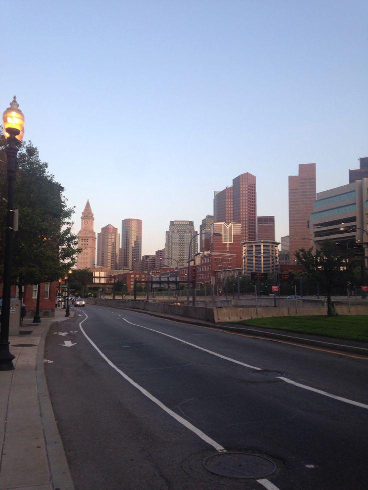 Just Boston!