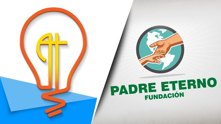 Animacion de logo, Fundacion Padre Eterno