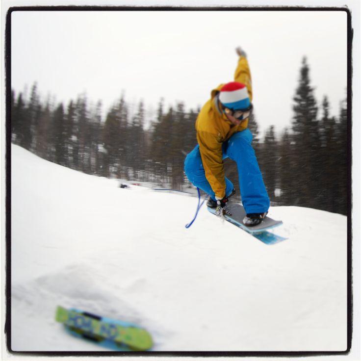 Hovland Snowskate sk8mtns