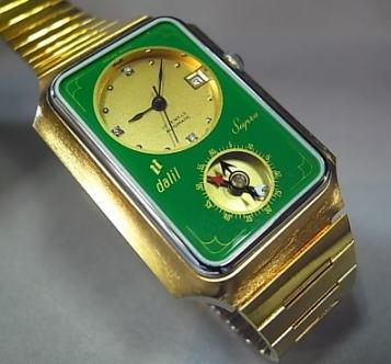 デッドストックスイス時計こだわり時計の金子時計店