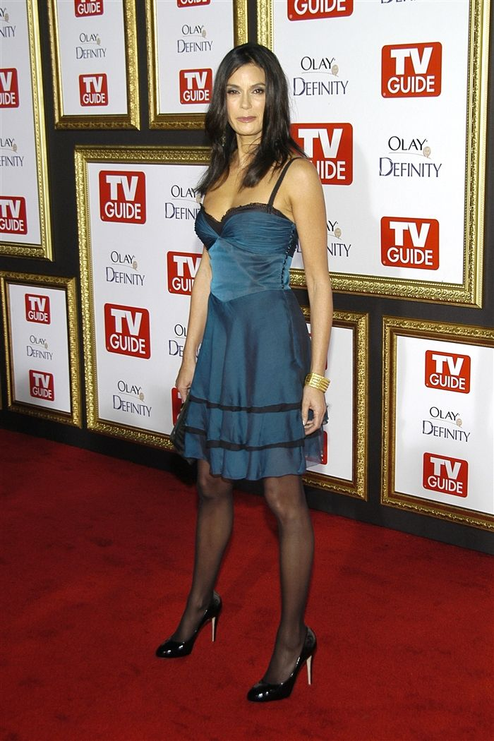 Teri hatcher in pantyhose