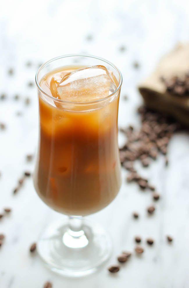 Kahlua Iced Coffee - Damn Delicious