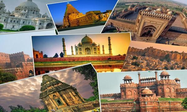 Fascinating Historical Places In India That You Must Visit With