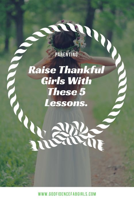 In this chaotic and entitled world, it is imperative to strive to raise thankful girls. An attitude of gratitude will get them farther in life. Raising girls/parenting/ thanksgiving.