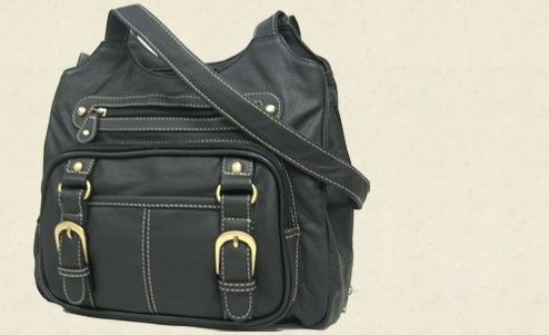 Double Buckle CCW Holster Purse