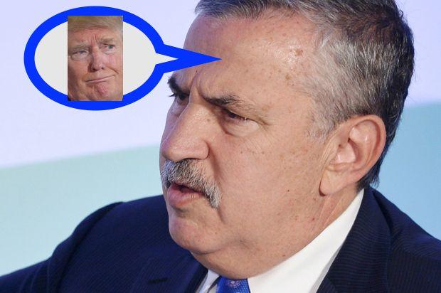 Dear Thomas Friedman, You Think Like Trump