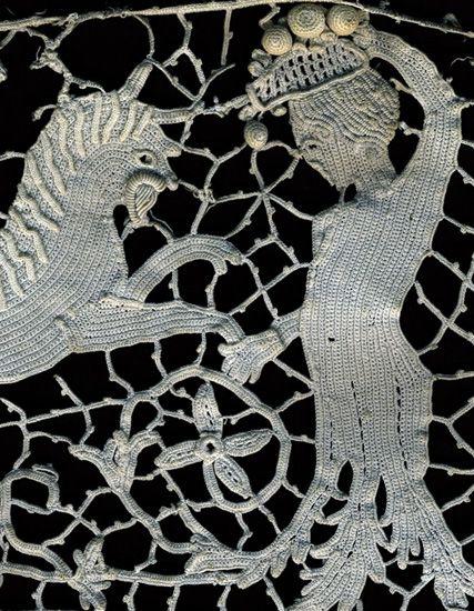 Lacis Museum of Lace & Textiles, Berkeley, California.  Online slide shows of lace pieces = amazing & scrumptous!