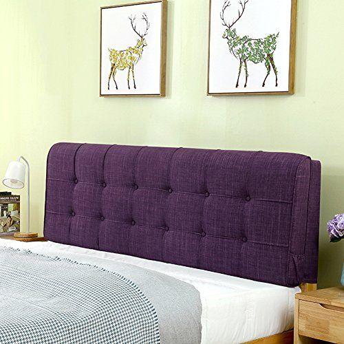 more photos e2eab 6fdc3 GGCG Bed headboard Head Cushion, Double Soft Pack Back ...