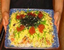 Chirashi Sushi - Recipes Wiki - Wikia