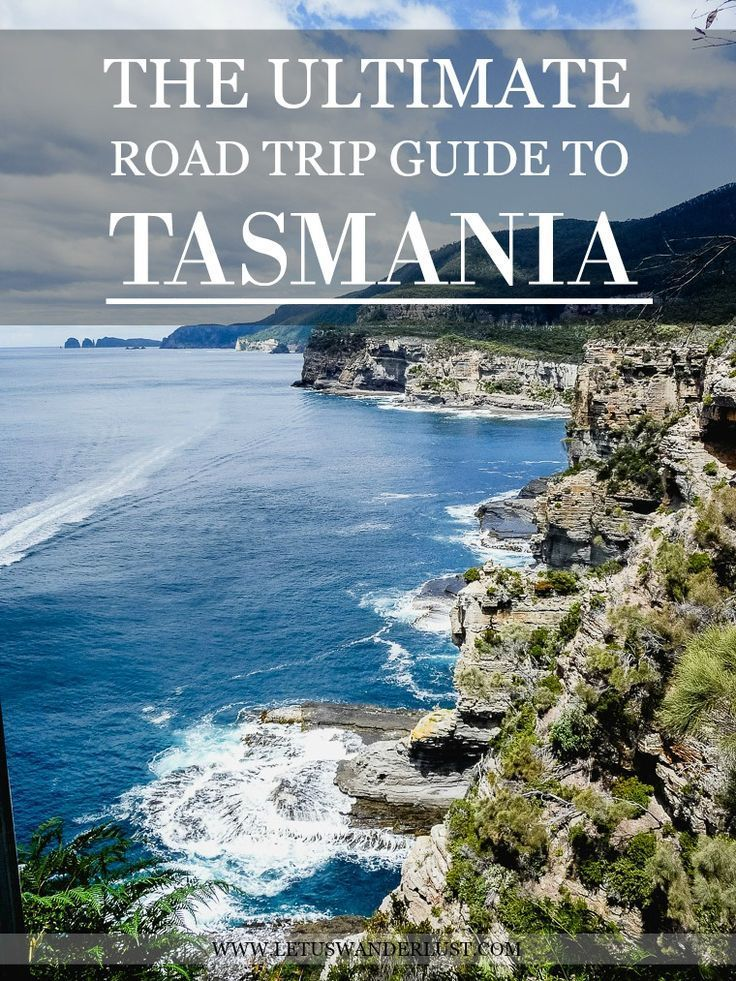 Dreaming of the ultimate road trip Down Under? Look no further than Tasmania - Australia's beautiful and rugged island state! Find the full guide on letuswanderlust.com #tasmania #australia #roadtrip #traveltip #travelguide #tasmaniaroadtrip #tasmaniaguide