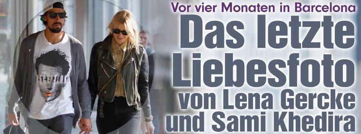 Lena Gercke und Sami Khedira: Das letzte Liebesfoto http://www.bild.de/unterhaltung/leute/lena-gercke/und-sami-khedira-das-letzte-liebes-foto-41680388.bild.html