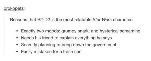 I am R2-D2