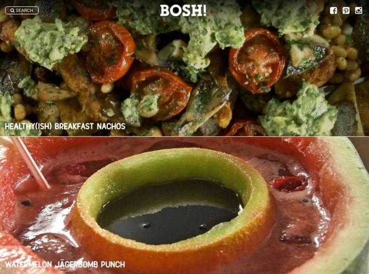 90 best bosh love their recipes images on pinterest vegan all vegan video sites forumfinder Choice Image