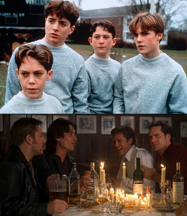 Sleepers (1996) | Boys to Men Derek Cianfrance's THE PLACE ...