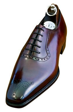 Love the patina! Bespoke, made-to-order and ready-to-wear footwear, crafted from French and Swiss calfskin