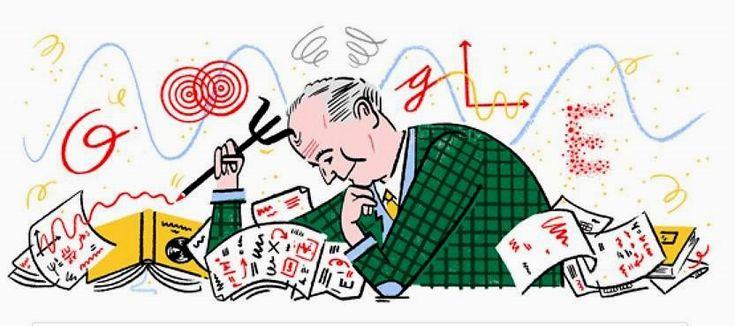Google dedica un 'doodle' al Nobel de Física Max Born, genio de la mecánica cuántica http://www.charlesmilander.com/news/2017/12/google-dedica-un-doodle-al-nobel-de-fisica-max-born-genio-de-la-mecanica-cuantica/ #charlesmilander #Entrepreneur #nyc #newyork