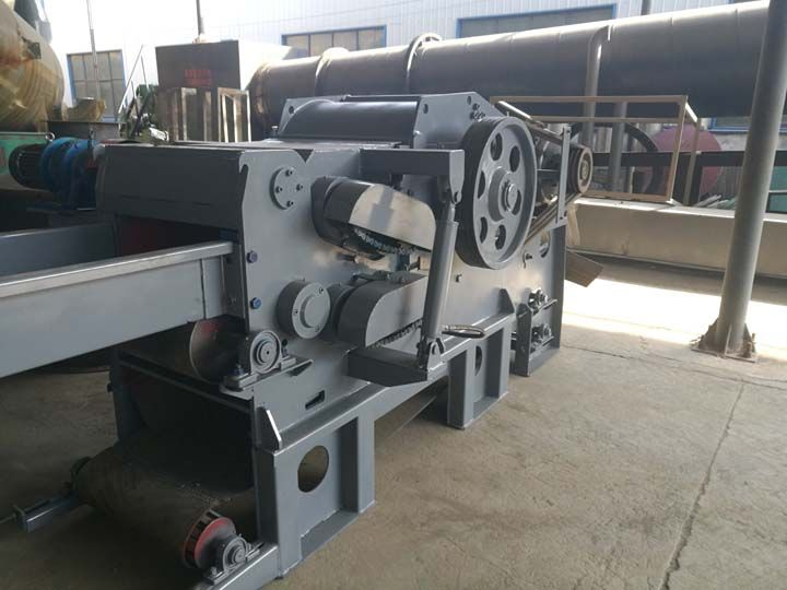Drum Type Large Wood Chipper Machine Wood Chipper Industrial Wood Hydraulic Systems