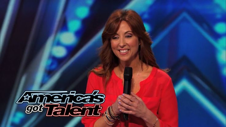 Jodi Miller: Female Comedian Explains How Guys are Like Cats - America's Got Talent