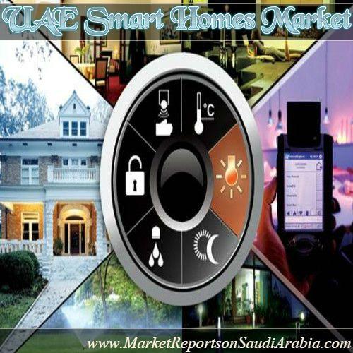#UAE #SmartHomes Market