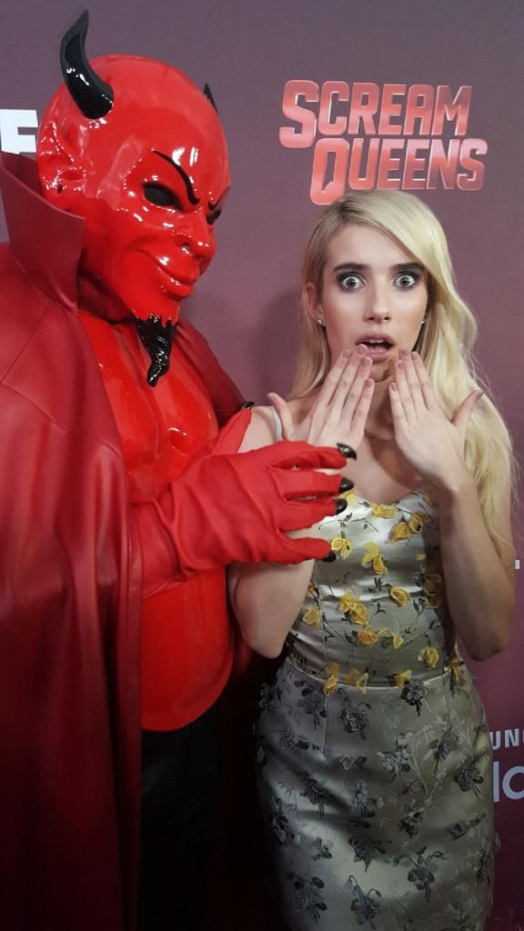 Get ready to scream... Emma will show you how!