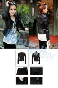 Model Jaket Kulit Korea; Kode: B-024