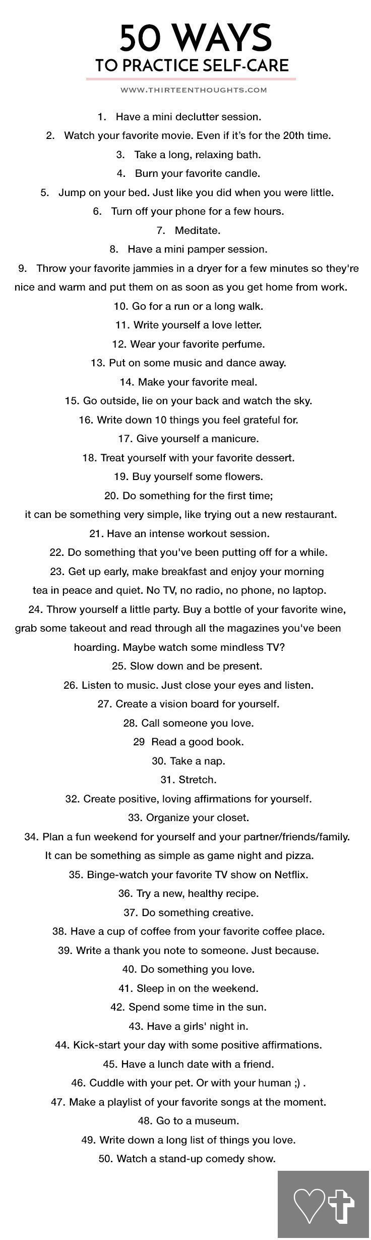 Best Self Care Images On   Psychology Affirmations