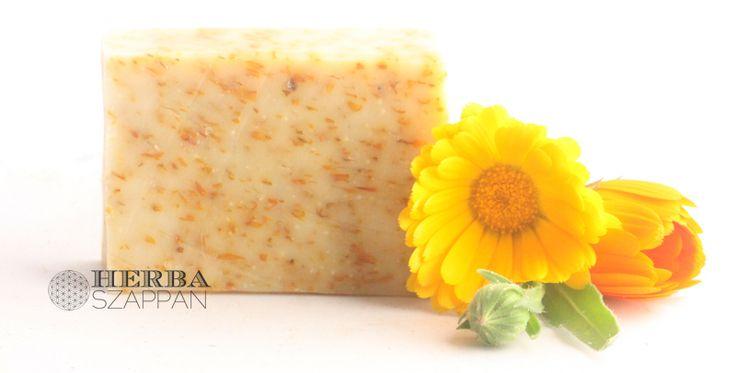 Körömvirágos szappan