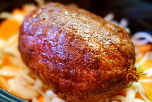 ... Pork, Cooking Pork, 3Lb Pork, Pork Shoulder Roasted, Nom Noms, Slow