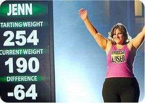 Biggest Loser Diet Plan Health Concerns