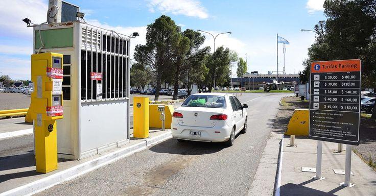 Sin poder cobrar estacionamiento el aeropuerto propone el cobro ... - Diario Río Negro