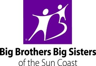 """Thank you so much for your generous gift. At Big Brother Big Sisters of the Sun Coast, we believe that an investment in a child is the best investment for the future you can make. Your donation of $5,000 shows that you believe that too."" - Joy F. Mahler"