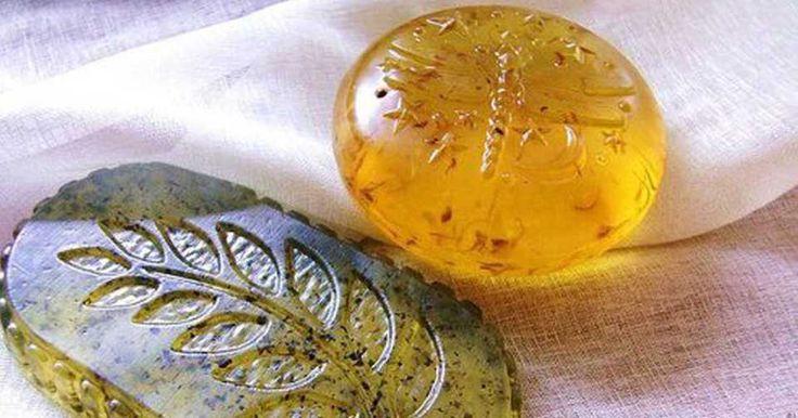 Voňavá a krásná bylinná mýdla - návod na výrobu