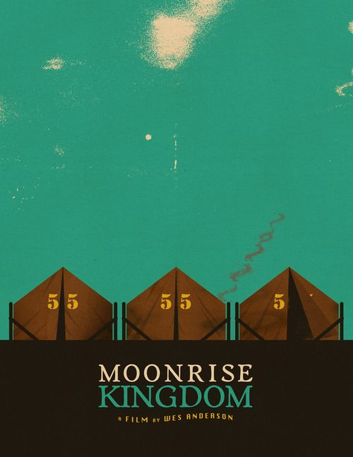 Moonrise Kingdom by Sam Larson Made into an incredible movie by Wes Anderson. love love love.