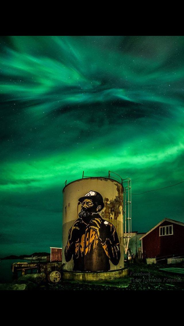 POBEL _ Henningsvær, Lofoten, Norway