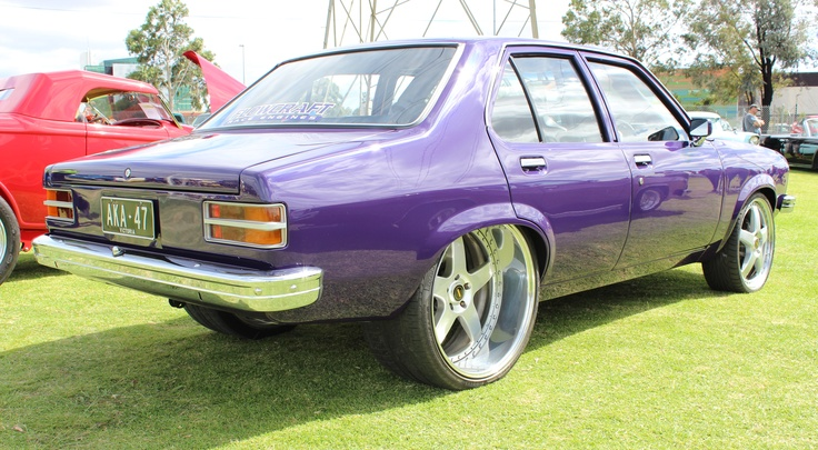 This must be THE UGLIEST abortion of a Torana EVER!
