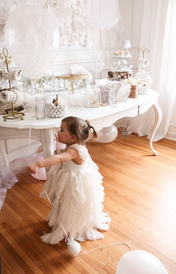 Swan Lake Birthday Party on Kara's Party Ideas | KarasPartyIdeas.com (32)
