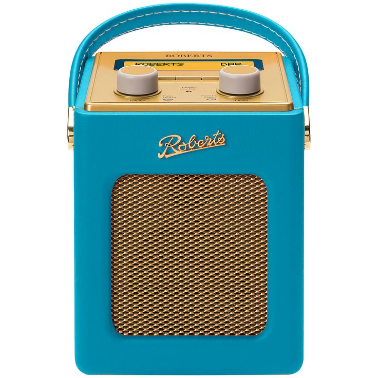 Buy ROBERTS Revival Mini DAB/FM Digital Radio, Limited Edition Colours | John Lewis