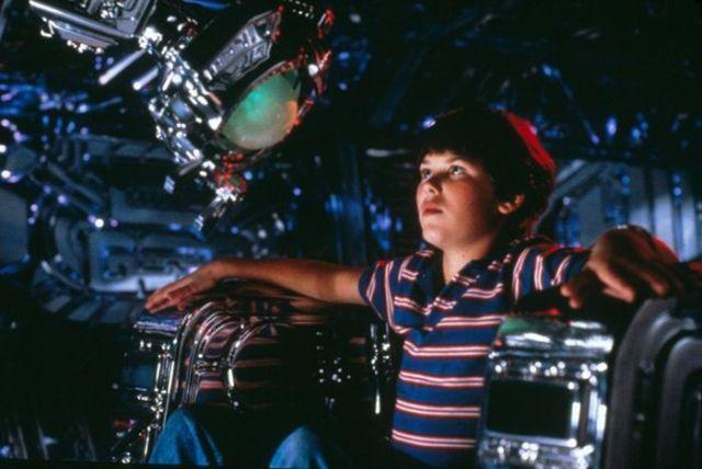 Flight of the Navigator  Joey Cramer 1986