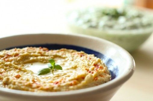 Resepti: Hummus | Hidasta Elämää