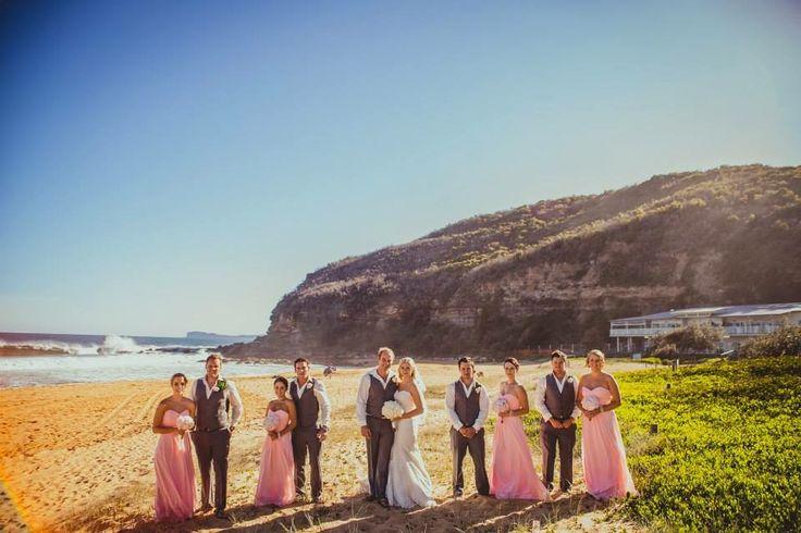 #BeachWedding #Photography #Australia #BridalParty