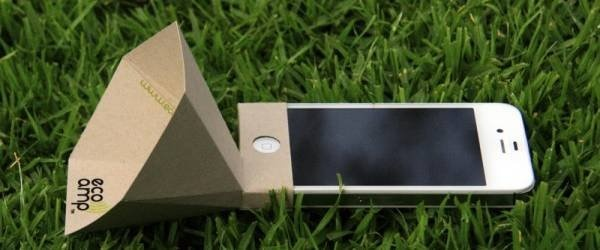 IPod eco Amplifier