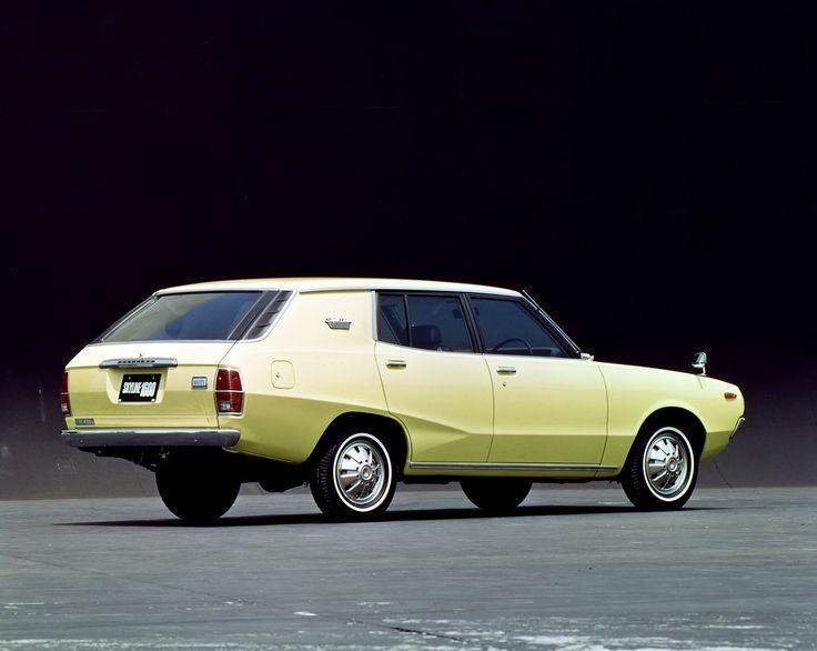 1972 Nissan Van 1600 Deluxe VC110