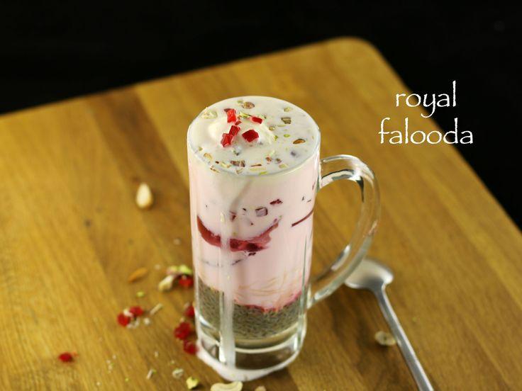 how to make falooda drink
