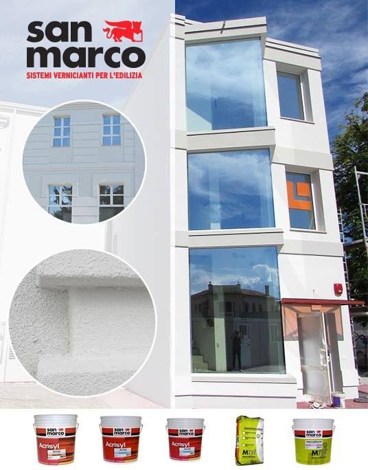 LEOCHIMICA - laboratories restyling  a Orcenico Inferiore - Friuli Venezia Giulia Prodotti utilizzati: Acrisyl e Marcotherm >> http://bit.ly/1rxu0gV