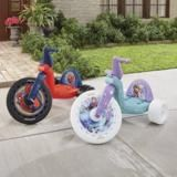 "Kids, Toddlers, Childrens Licensed 16"" Frozen, Spiderman Original Big Wheel Ride-On Bike Tricycle"