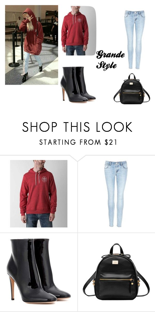 """Untitled #18"" by grandestyle-1 on Polyvore featuring IMPERIAL MOTION, J Brand and Gianvito Rossi"