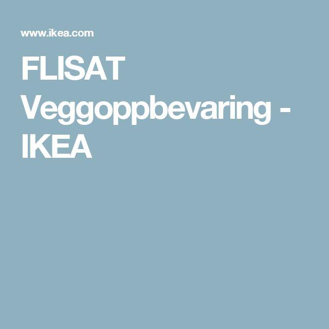 FLISAT Veggoppbevaring   - IKEA