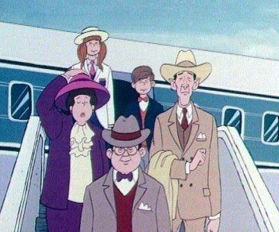 Vakáción a Mézga család (1980)